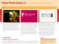 Vente Privée Suisse - Les meilleurs sites suisses